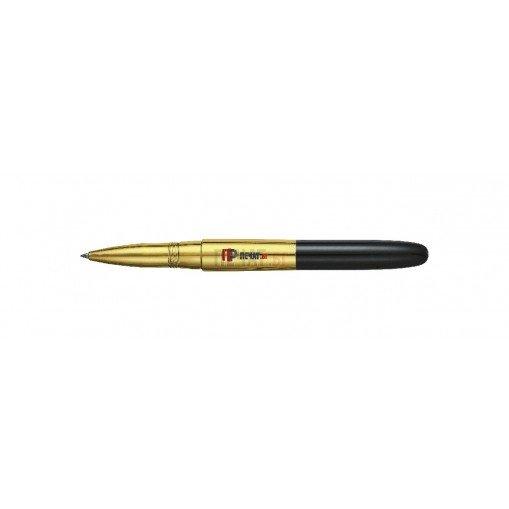 Луксозна метална писалка - печат с клише (33 х 8,7мм.) - 2