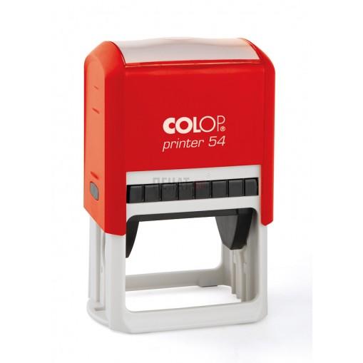 Печат Colop Printer 54 (40x50мм.) - 3