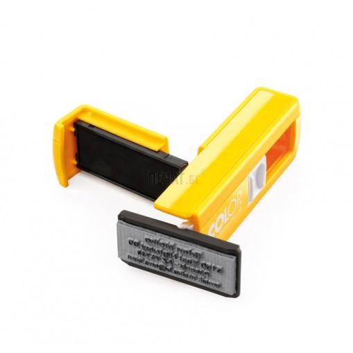 Colop Pocket Stamp PLUS 20 (14х38мм.), джобен печат - 10
