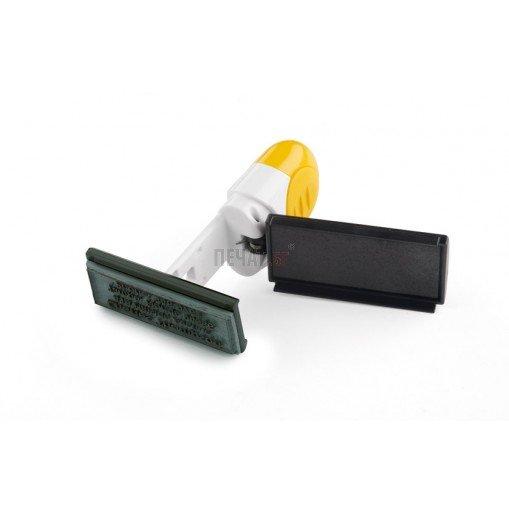 Джобен печат с клише Colop Pocket Stamp 20 (14 х 38мм.) - 2