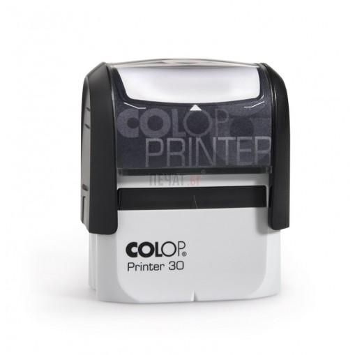 Печат Colop Printer 30 (18x47мм.)  - 8