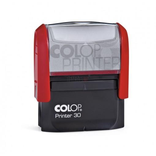 Печат Colop Printer 30 (18x47мм.)  - 5