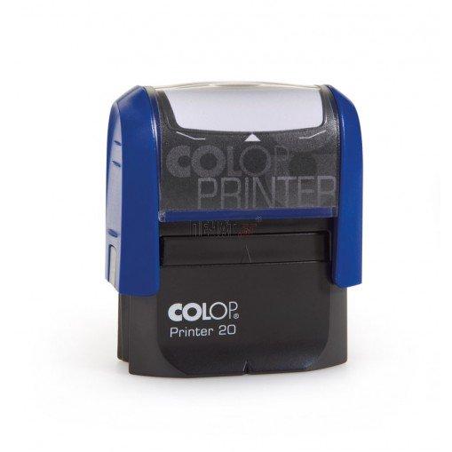 Печат Colop Printer 20 (14x38мм.)  - 4