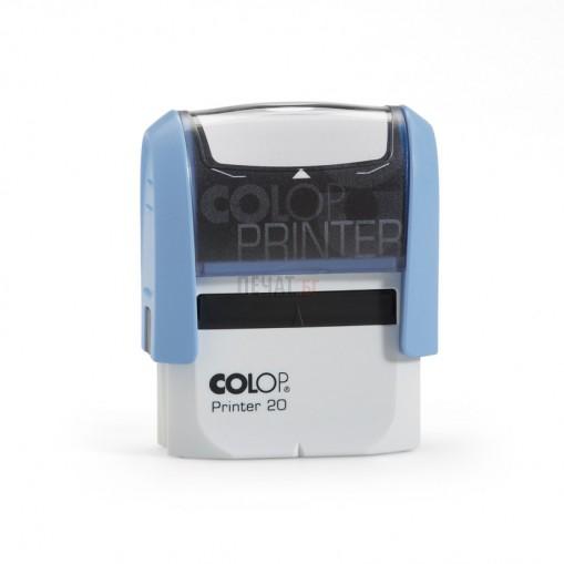 Печат Colop Printer 20 (14x38мм.)  - 7