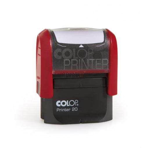 Печат Colop Printer 20 (14x38мм.)