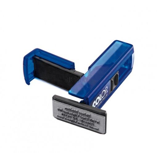Colop Pocket Stamp PLUS 20 (14х38мм.), джобен печат - 8