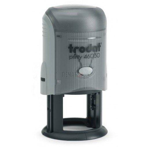Печат Trodat 46030 (Ф30мм.), подходящ за фирмен печат - 4
