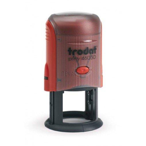 Печат Trodat 46030 (Ф30мм.), подходящ за фирмен печат