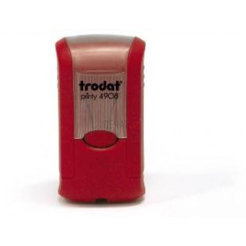 Печат Trodat 4908 (15х7мм.) - 3