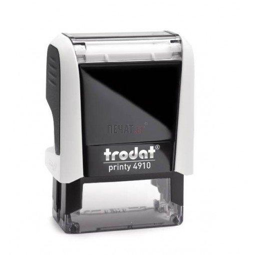 Печат Trodat 4910 (26х9мм.) - 7