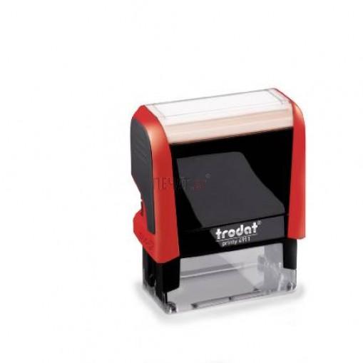 Печат Trodat 4911 (38x14мм.) - 10