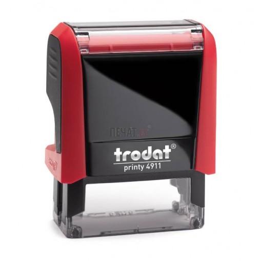 Печат Trodat 4911 (38x14мм.) - 7