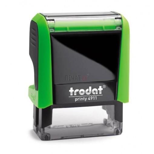 Печат Trodat 4911 (38x14мм.)