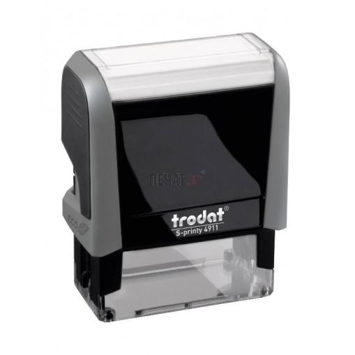 Печат Trodat 4911 (38x14мм.) - 8