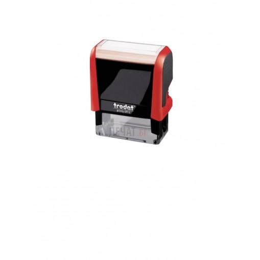 Печат Trodat 4912 (47X18мм.) - 10