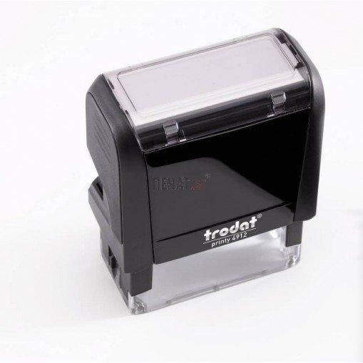 Печат Trodat 4912 (47X18мм.) - 8