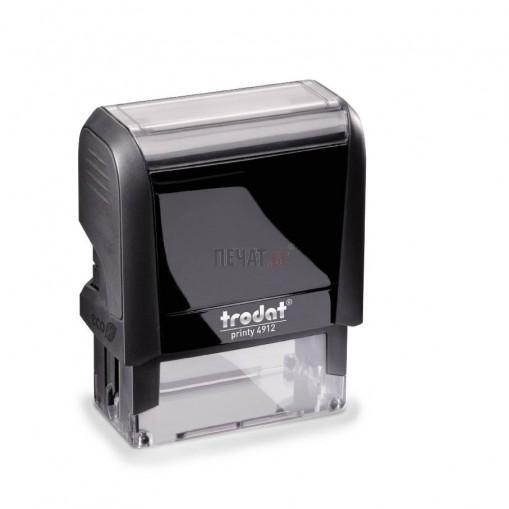 Печат Trodat 4912 (47X18мм.) - 7