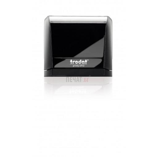 Печат Trodat 4913 (58X22мм.) - 7
