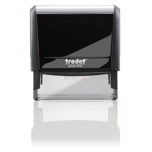 Печат Trodat 4915 (70x25мм.) - 3