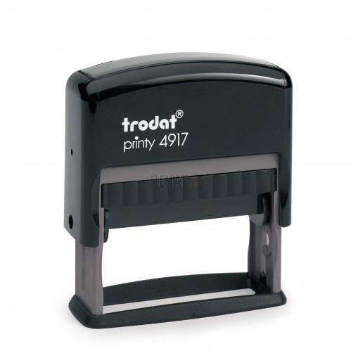 Печат Trodat 4917 (50x10мм.) - 6