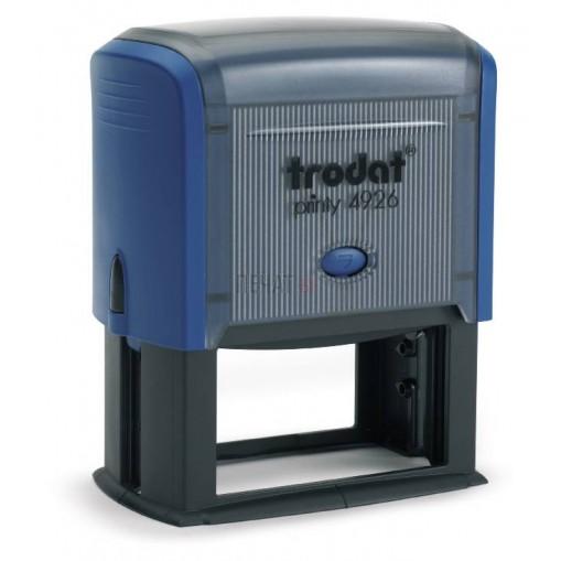 Печат Trodat 4926 (75X38мм.)