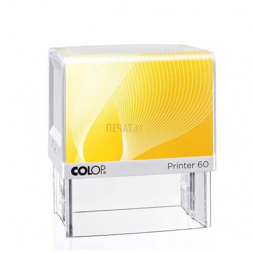 Печат Colop Printer 60 (37x76мм.)  - 6