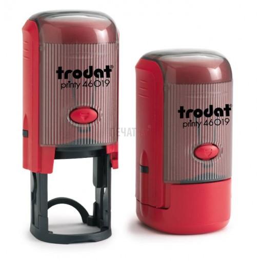 Печат Trodat 46019 (Ф19мм.)