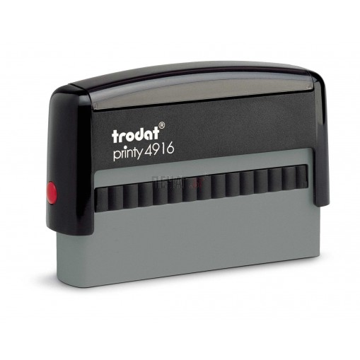Печат Trodat 4916 (70X10мм.) - 3