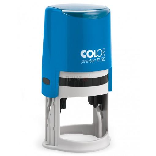 Печат Colop R50 с капаче (Ф50мм.)