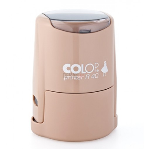 Печат Colop R40 (Ф40мм.) подходящ за фирмен печат - лимитирана серия - 10