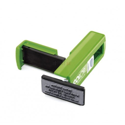 Colop Pocket Stamp PLUS 20 (14х38мм.), джобен печат - 14