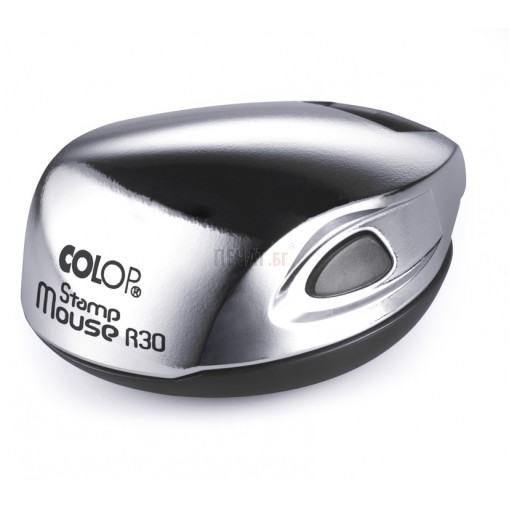 Джобен печат Colop Stamp Mouse R30 (Ф30мм.) - 5