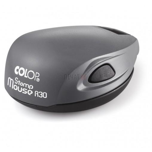 Джобен печат Colop Stamp Mouse R30 (Ф30мм.) - 6