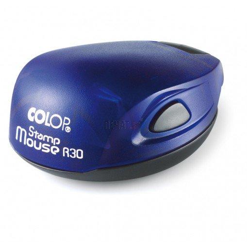 Джобен печат Colop Stamp Mouse R30 (Ф30мм.)