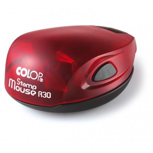 Джобен печат Colop Stamp Mouse R30 (Ф30мм.) - 4