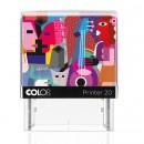 Печат Colop Printer 20 (14x38мм.)  - Лимитирана серия