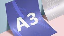 Дигитален печат формат А3