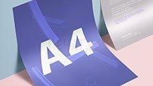 Дигитален печат формат А4