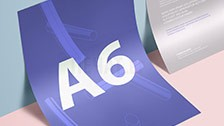 Дигитален печат формат А6